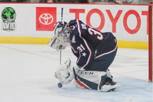Boyko makes 45 saves as Americans defeat Winterhawks 3-2
